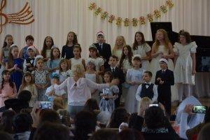 Фото новогоднего концерта в музыкальной школе №1 Феодосии #6353