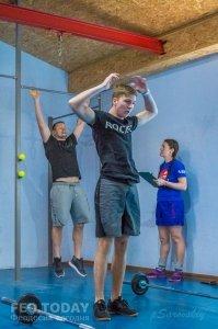 Заруба в Феодосии, турнир по CrossFit #8648