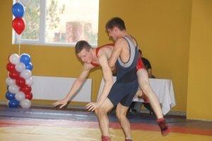 Открытый турнир по греко-римской борьбе в Феодосии #6831
