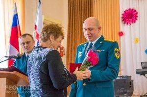Награждение Феодосийских спасателей #8864
