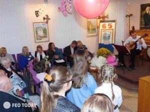 Фото юбилея художественной школы Айвазовского в Феодосии #5501
