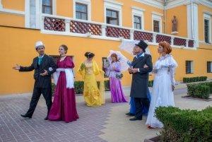 Фото прибытия Айвазовского в Феодосию #991