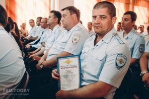 300-летие полиции в Феодосии #12244