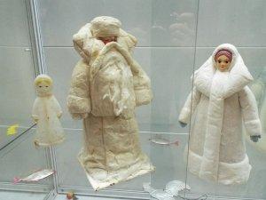 Фото выставки «Дед мороз из нашего детства» в Феодосии #6457