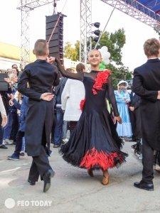Фото акции БЕЛЫЙ ЦВЕТОК в Феодосии #4909