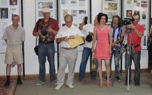 Фото выставки «Художники & банкноты» в Феодосии #741