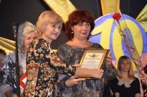 Фото юбилейного представления Феодосийского театра драмы и музкомедии #5774