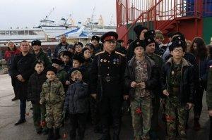 Фото митинга в память о Керченско-Феодосийском десанте #6478
