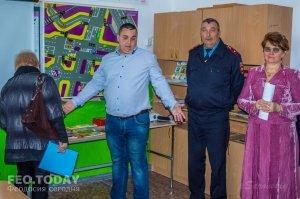 Открытие автомотошколы в Феодосии #8032