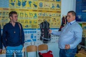 Открытие автомотошколы в Феодосии #8026