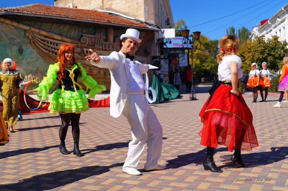 Открытие 26 театрального сезона театра «Парадокс» #14340