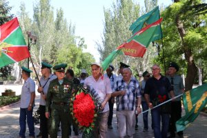 День пограничника в Феодосии #14881