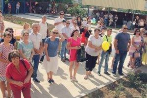 Открытие детского сада в Феодосии #13990