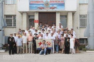 День ВМФ в Феодосии #13781