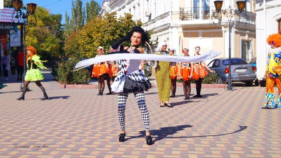 Открытие 26 театрального сезона театра «Парадокс» #14327