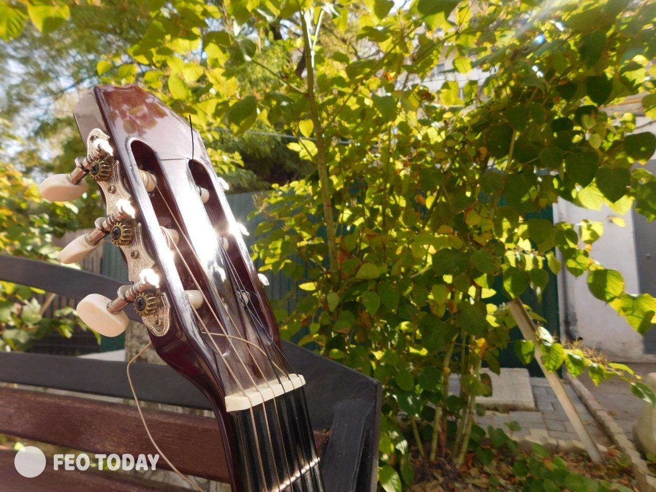 Фото 15 цветаевского костра в Феодосии #5217