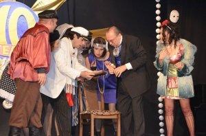 Фото юбилейного представления Феодосийского театра драмы и музкомедии #5789