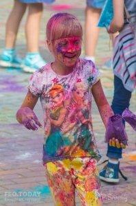 Фестиваль красок в Феодосии, май 2018 #11255