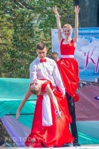 «Крымский вальс» в Феодосии #9874