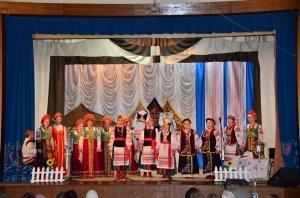 Фото отчетного концерта клуба СЯБРОВКИ в ДК БРИЗ #6326