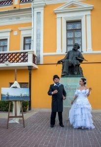Фото прибытия Айвазовского в Феодосию #1004