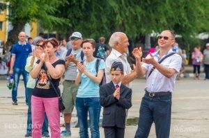День пограничника в Феодосии #11697
