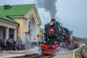 «Поезд Победы — 2018» в Феодосии #8207