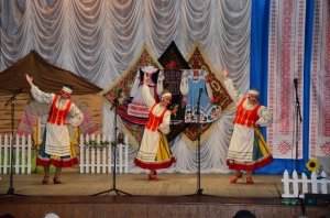 Фото отчетного концерта клуба СЯБРОВКИ в ДК БРИЗ #6325