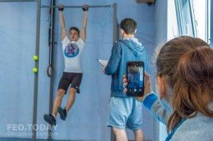Заруба в Феодосии, турнир по CrossFit #8637