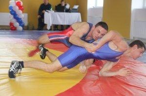 Открытый турнир по греко-римской борьбе в Феодосии #6837