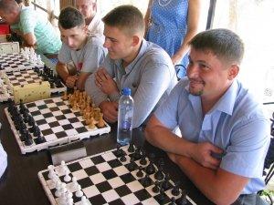 Фото шахматного турнира в Феодосии #3375