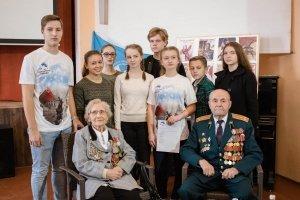 Квест «Сталинградская битва», Волонтеры Победы #6922