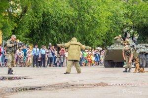 День пограничника в Феодосии #11680