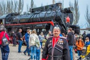 «Поезд Победы — 2018» в Феодосии #8199