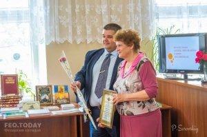 Собрание ко Дню библиотек в Феодосии #11411