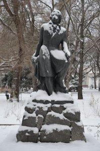Зима в Феодосии, 2018 #6671