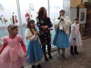 Фото выставки «Дед мороз из нашего детства» в Феодосии #6467