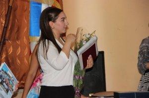Фото вручения дипломов выпускникам ФФЭА #358