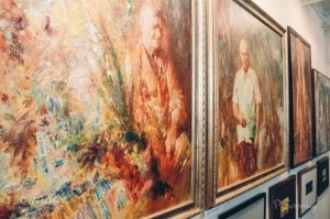 Выставка «Шелковый путь», А.Марьяхин #12320