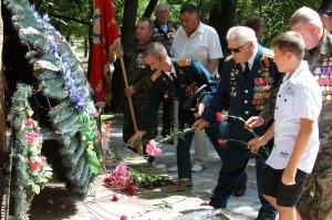 Фото празднования 30-летия Союза ветеранов Афганистана в Феодосии #2542
