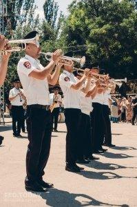 Концерт военного оркестра #12446