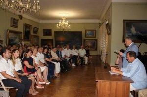 Фото презентации альбома о жизни Айвазовского #1086
