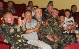Фото празднования 30-летия Союза ветеранов Афганистана в Феодосии #2522
