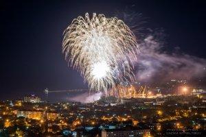 В Феодосии отметили День России #12635