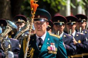 Фестиваль военных оркестров в Феодосии #12804