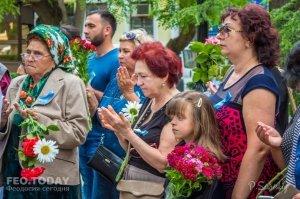 В Феодосии почтили память жертв депортации крымских татар #10869