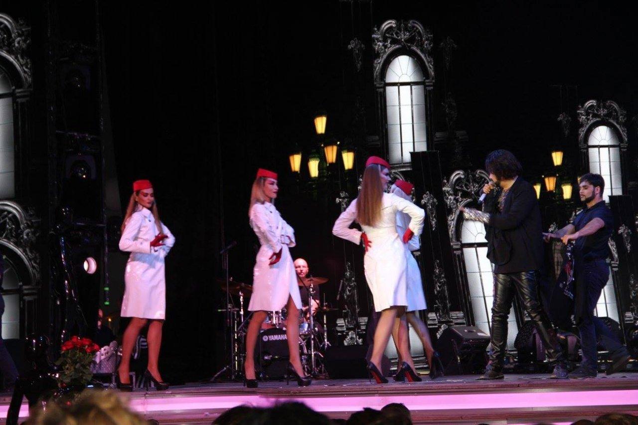 Фото концерта «Я Филипп Киркоров» в Феодосии #428