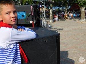Фото выступления клуба БРАВО на День города в Феодосии #1615