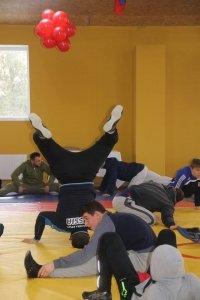 Открытый турнир по греко-римской борьбе в Феодосии #6839