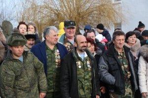 Присяга 171 отдельного десантно-штурмового батальона, Феодосия #6791